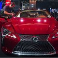 LEXUS AT DETROIT: Sexy, sporty LC 500 unveiled