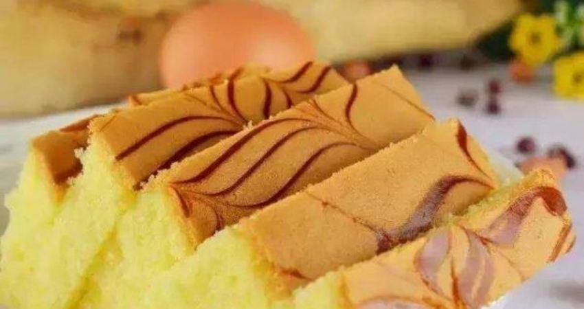 製作黃金「海綿蛋糕」,軟軟綿綿超級美味送給愛吃的你們!