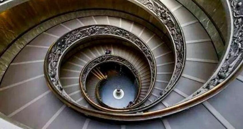心理測試:4個樓梯,哪個讓你感到眩暈?測你會經歷婚姻危機嗎!