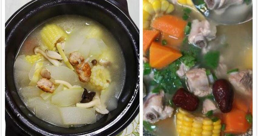 自從學會這14道營養湯做法,1周連著做7天,每次上桌5分鐘喝光