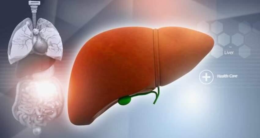 肝臟發病,腳先知!常吃3種食物,養肝護肝,慢慢修復受損肝臟