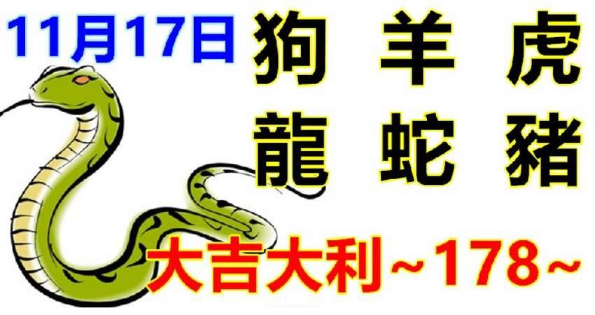 11月17日生肖運勢_狗、羊、虎大吉