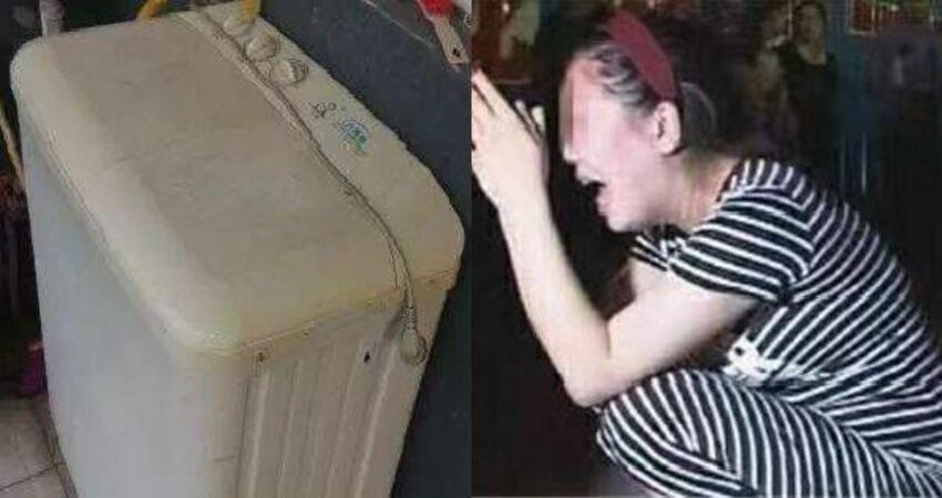 女兒臨終前一直說:洗衣機壞了,辦完喪事打開一看,母親精神失常!