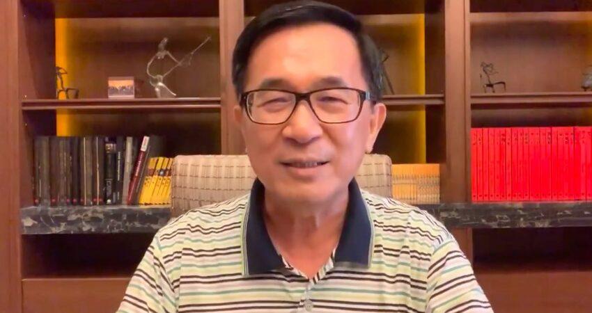 怒轟郭台銘「消費媽祖的詐騙集團」陳水扁:不要投給他!