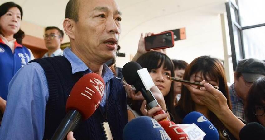 林國慶質疑:假韓粉來自很多陣營