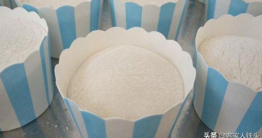 客家傳統糯米糍做法,軟糯好吃很多人一次吃五六個