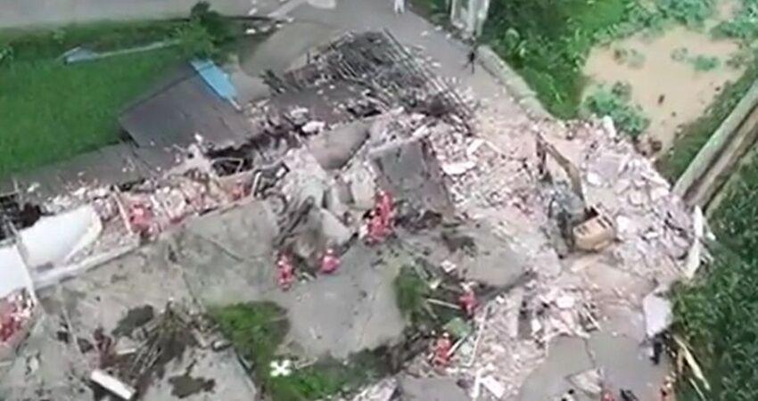 四川宜賓強震增至12死125傷!餘震不斷 救援抵災區