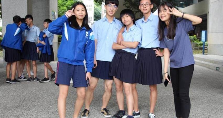 全國首例!板中新學年起開放男學生穿裙
