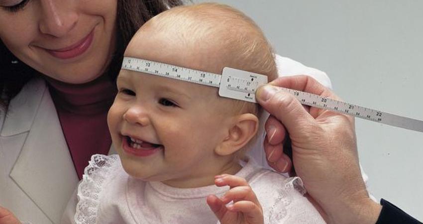 「頭很大」是一件值得驕傲的事 科學研究發現「大頭寶寶在肚內開始就屌打普通人」