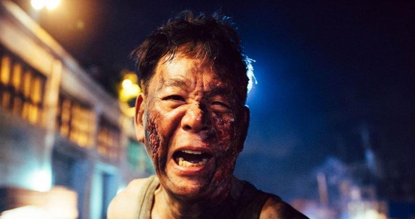 龍劭華「扮活屍被火燒」...整晚沒辦法眨眼!