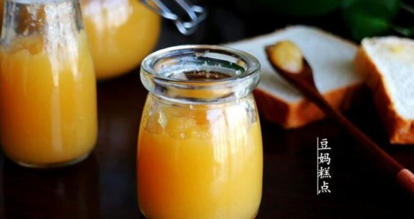 超簡單的蘋果醬做法,3個蘋果做2罐健康無添加