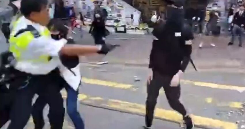美國務院發聲明 譴責香港暴力