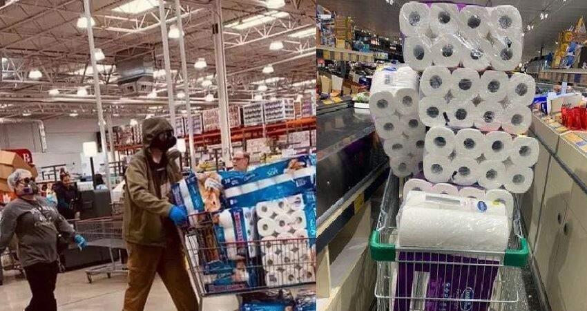 人們為什麼要搶購衛生紙?西方媒體採訪的專家給出了解釋!
