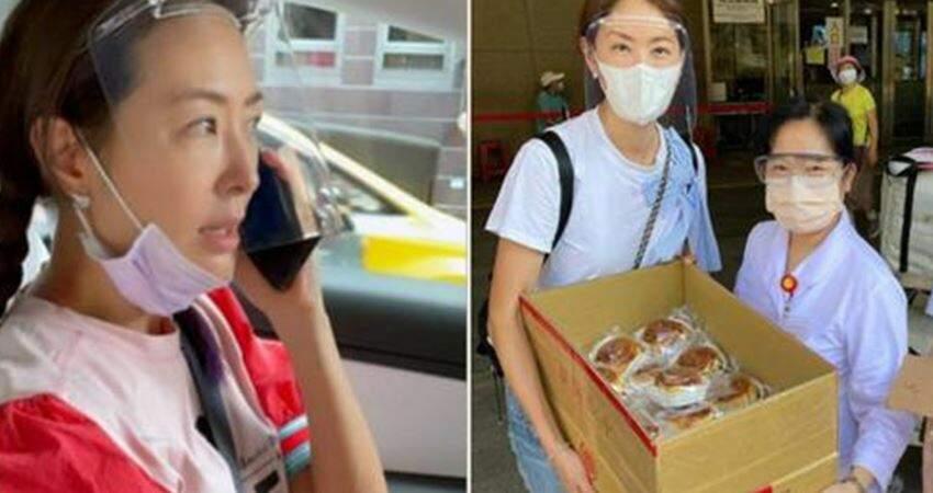 賈永婕接到蔡英文來電!PO通話照「泛淚哭臉圖」吐心情:我的媽呀