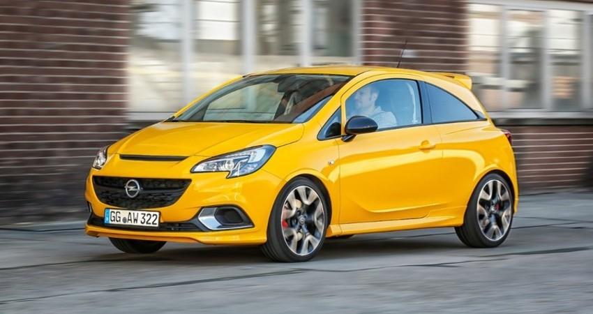 新世代《Opel Corsa GSi》發表前夕熱血身手曝光