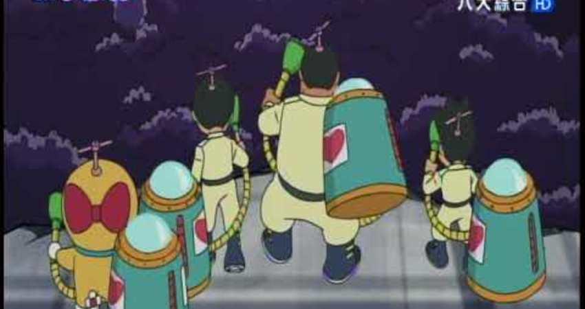 新哆啦A夢-《突擊噴嚏終結者》