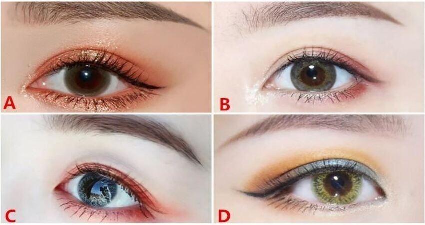 你覺得哪隻眼睛最讓人心動,測你在異性眼中有多迷人!凖