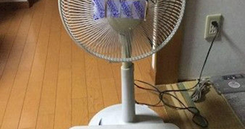 電扇DIY降溫冷度爽度升級又省電