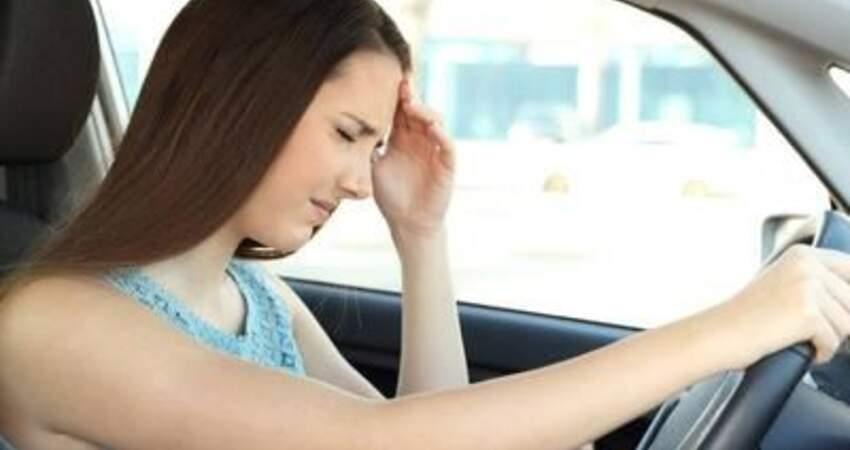 應急!開車時打瞌睡怎麼辦?10種提神方法,實在不行直接上第5招