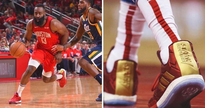 「漫威超級英雄」現身NBA 愛迪達曝光一系列「復仇者聯盟鞋款」網暴動想敗