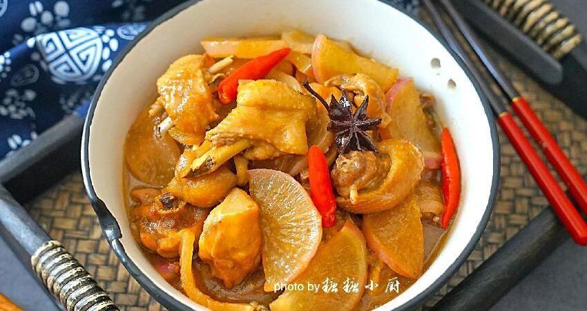 秋天這菜賽過小人蔘,價格低廉又美味,每次燉一鍋,連湯汁都不剩