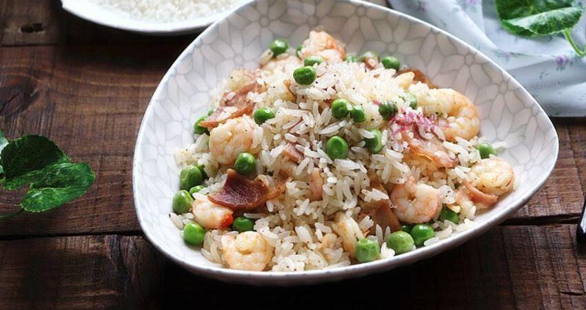 好吃的炒飯要這樣做,粒粒都潤澤,顆顆有嚼勁,做法詳細分享