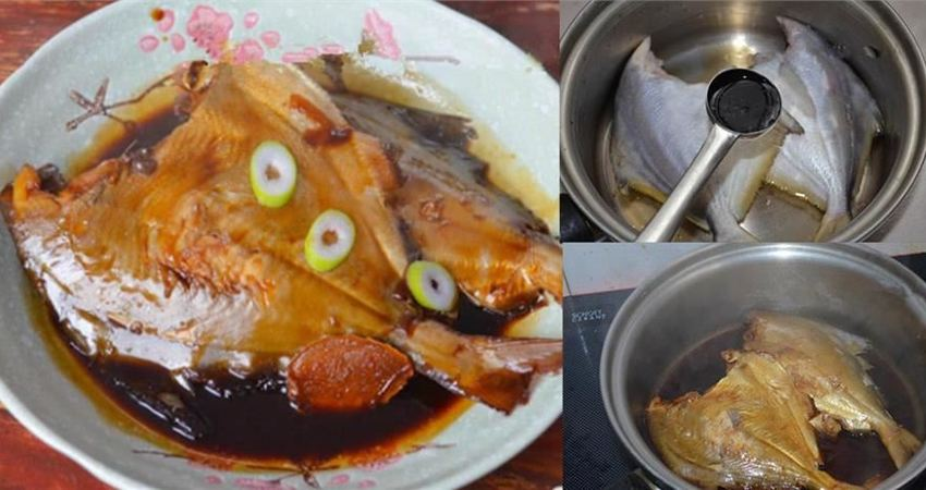 媽媽做魚油炸油煎的過程都省了,基本不影響魚的鮮美。味道卻超贊