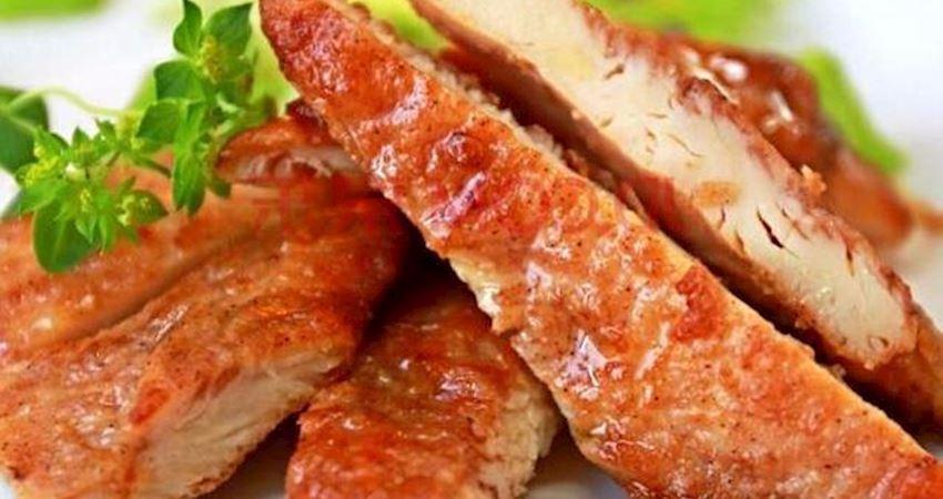 想吃酥脆香嫩的雞胸肉?不煮不炸,不放油,方法簡單新手一學就會