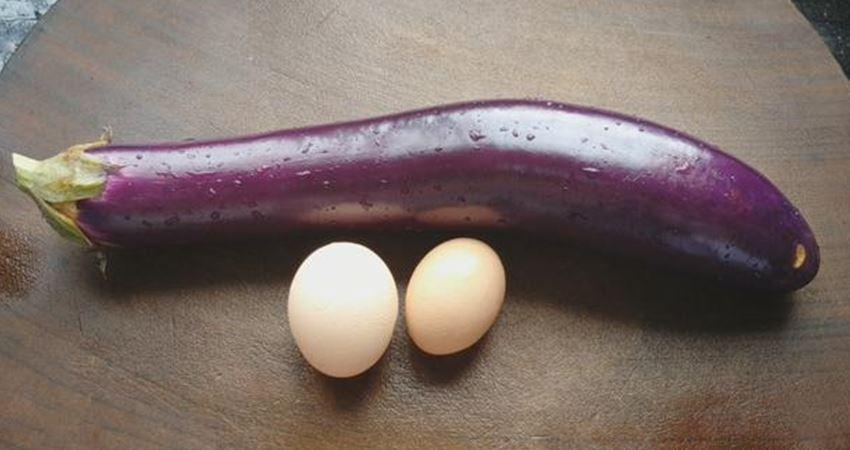 茄子這樣做最好吃,加2個雞蛋,不用炒不用炸,家人吃了都說香!