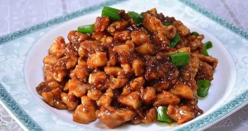 家常快手菜,入味下飯是一絕,雞腿就要這樣做,上桌就吃完