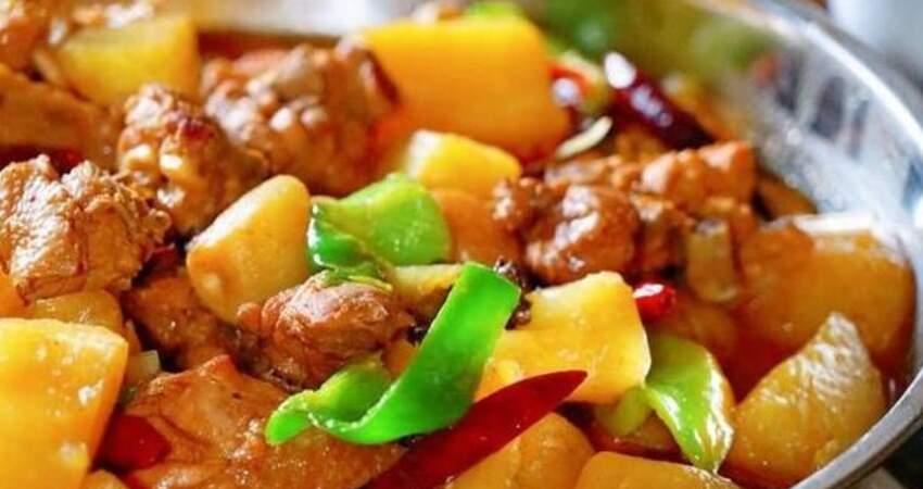 雞腿營養非常好,想要好吃這樣做,鮮香入味,下飯美食