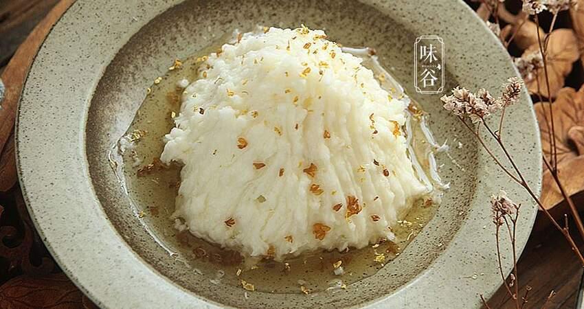 秋天,吃南瓜土豆不如吃它,做成甜品細膩順滑,營養美味又潤燥