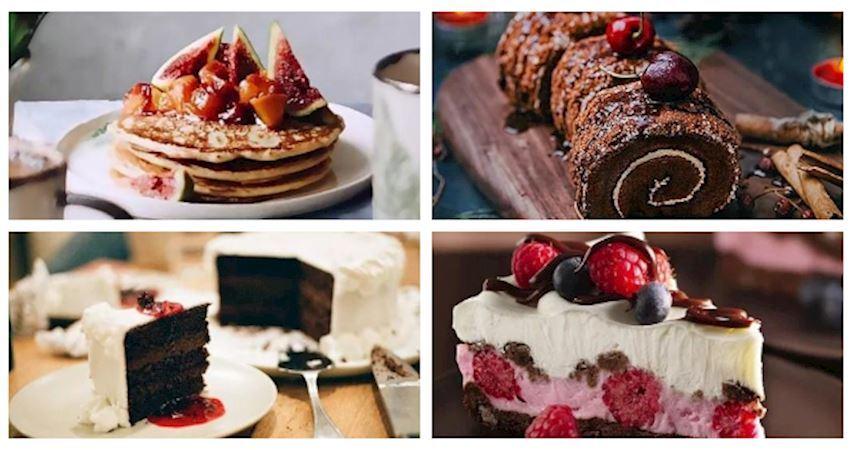 心理測試:4份甜品,你會吃哪份?秒測你身邊有多少人深愛著你!