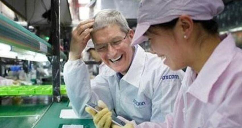 蘋果將工廠搬至印度?印度教授:中國想趕上印度還要30年才行