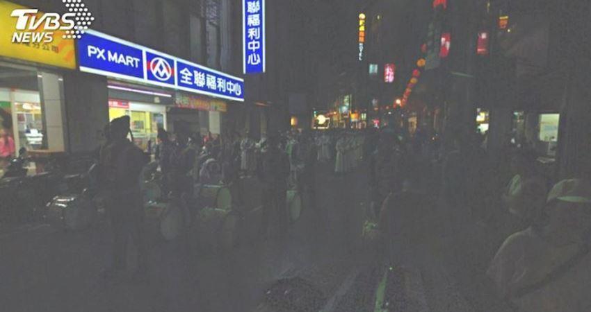 陰曹地府?谷歌夜景拍到「中元祭」嚇人
