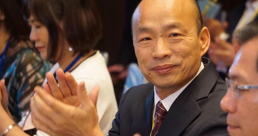 民進黨:韓只說對三分之一