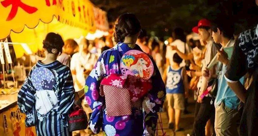 這才是吃貨在日本夏日祭的正確打開方式~