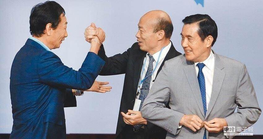 韓國瑜「隱形顧問團」有他當領隊穩贏了!