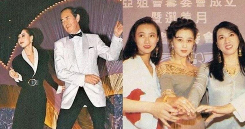 「50年難遇美人」迷倒賭王拒絕成龍 李連傑為她「拋妻棄女」不昔代價!