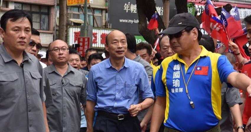 韓國瑜:王院長與人為善 建議柯市長收回狐狸說