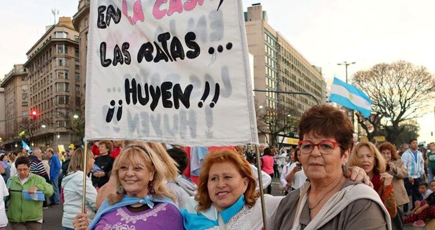 阿根廷一週後大選 英媒推測執政黨將敗北