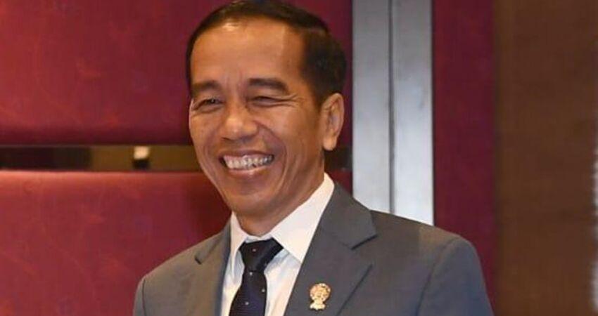 暱稱比本名響亮 印尼總統:我不是從小叫佐科威