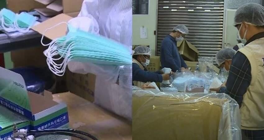有你們真好!台灣企業主動聯繫「助攻口罩產線」 「半年工期縮短1個月」目標:日產千萬片口罩