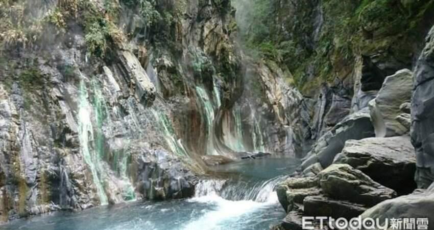 男大生延後開學…揪學弟探訪「最美野溪溫泉」 失足墜90度峭壁溺斃