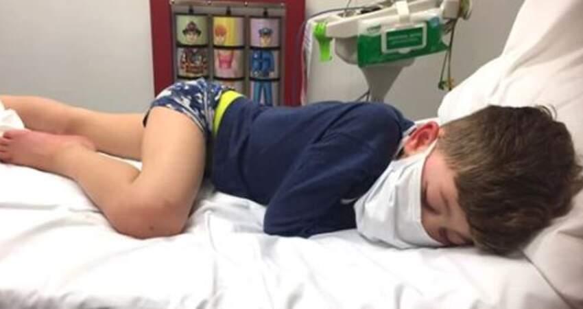 「媽咪,我會死嗎?」5歲兒確診高燒42度 媽心碎:肺炎真的不是開玩笑!