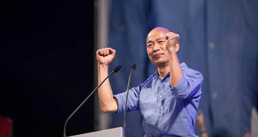 罷韓傻了!藍營內部民調曝光..韓成功解危機?