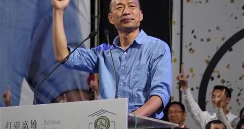 他算出投票率韓黑遺憾:罷韓恐過不了門檻
