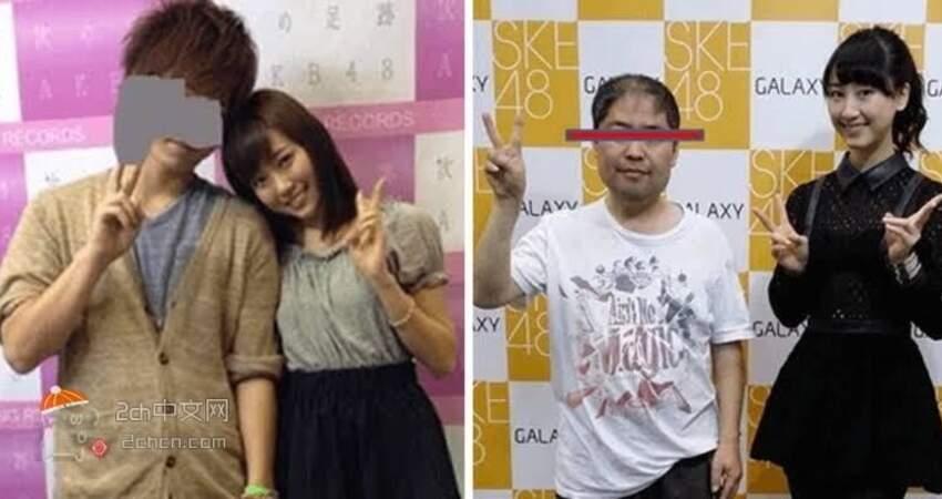 日本網友吐槽:AKB48的攝影會,對帥哥和醜男的態度相差太大