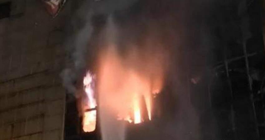 老闆說火災是誤傳!傳道士死前4分13秒影像曝:跑了罰錢不跑會死