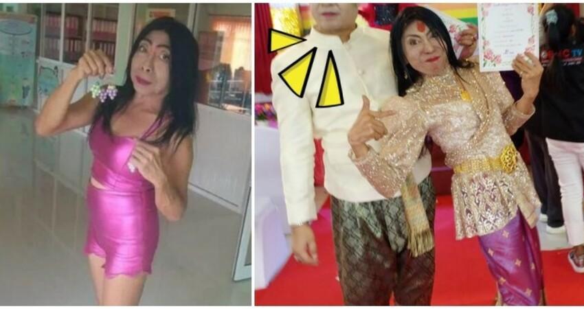 「最辣熟女」嫁了!愛情長跑10年被看衰 甜曬婚紗照「小鮮肉老公」全球網友服了:絕對是真愛